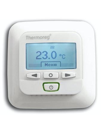 Терморегулятор Thermo TI-950, белый