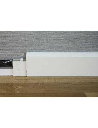 Renoveringssockel 16x70 Vitfolie 2 P