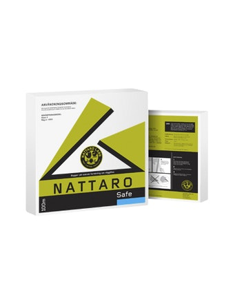 Bekämpningsmedel Nattaro Safe 30m mot Vägglöss