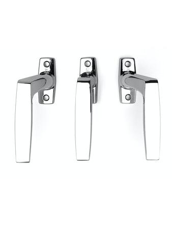 Handtag Fönster Assa Fix 83 Vänster Blankkrom