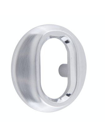 Cylinderring Assa 6-11mm Mattkrom