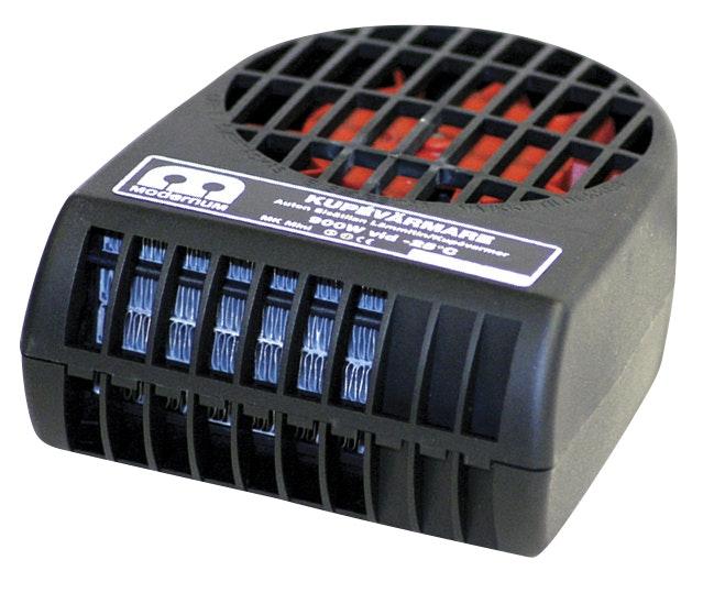 Kupévärmare Modernum Mini 900W