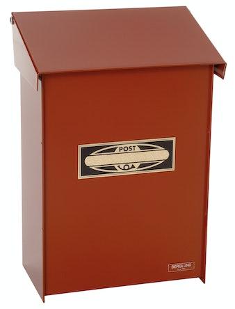 Postlåda Berglund Stil 95 Röd