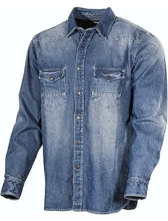 Skjorta 710B Denim 3xl