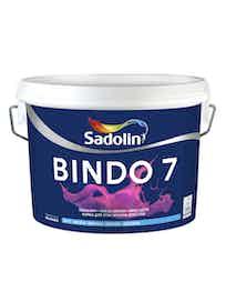 Dulux BINDO 7 Краска универсальная интерьерная для стен (Основа под колеровку)