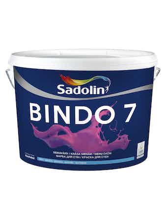 Краска водно-дисперсионная Dulux Bindo 7 9 л
