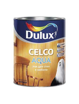 Лак Celco Aqua 10 матовый 1 л