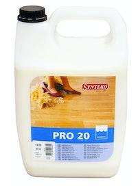 Лак паркетный Synteko Pro 20, 5 л