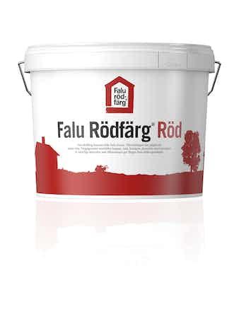 Falu Rödfärg Röd 10L