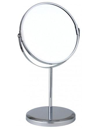 Зеркало космет настольное (хром) 507-90