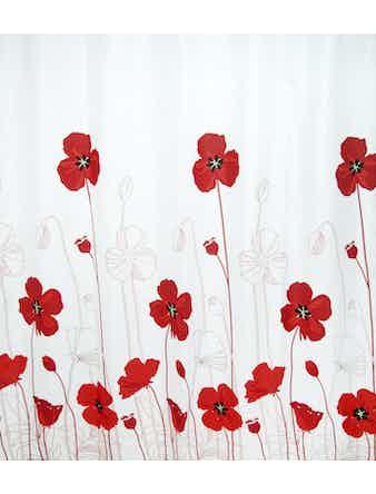 Duschdraperi Duschy Poppies 628-20