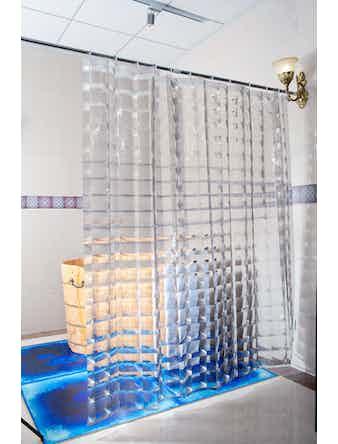Duschdraperi Duschy 3D Eva-Plast