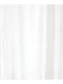 SUIHKUVERHO PISLA STAR KORKEA 180X240 TEKSTIILI VALKOINEN
