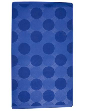 Halkmatta Duschy Bubbles Blå 40x70 cm