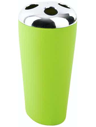 Tandborstmugg Duschy Belizza 996-55 limegrön