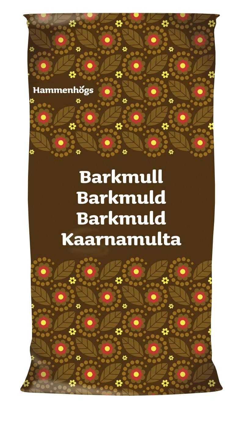 Barkmull Hammenhögs 40l