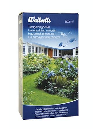 Trädgårdsgödsel Weibulls 3kg