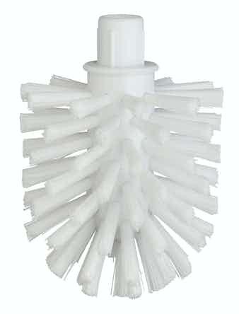 Ersättningsborste Smedbo H234N wc-borst vit