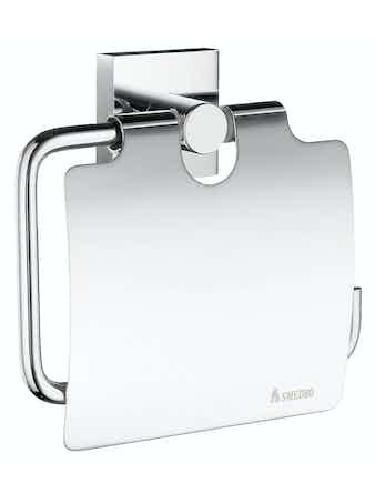 Toalettpappershållare Smedbo House RK3414 Väggmonterad Förkromad mässing