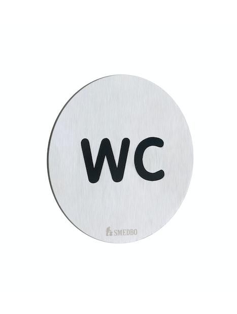 WC-KYLTTI SMEDBO X-TRA FS958 WC TARRAKIINNITYS HARJATTU RST