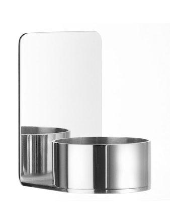 Ljushållare Beslagsboden 45x70mm rostfritt stål BK1180