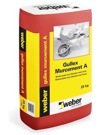 Murcement Weber Saint-Gobain Gullex A 25Kg