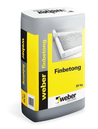 Finbetong Weber Saint-Gobain K40 25Kg