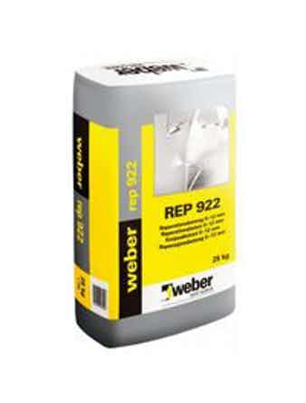 Reparationsbetong Weber Saint-Gobain Rep 922 25Kg