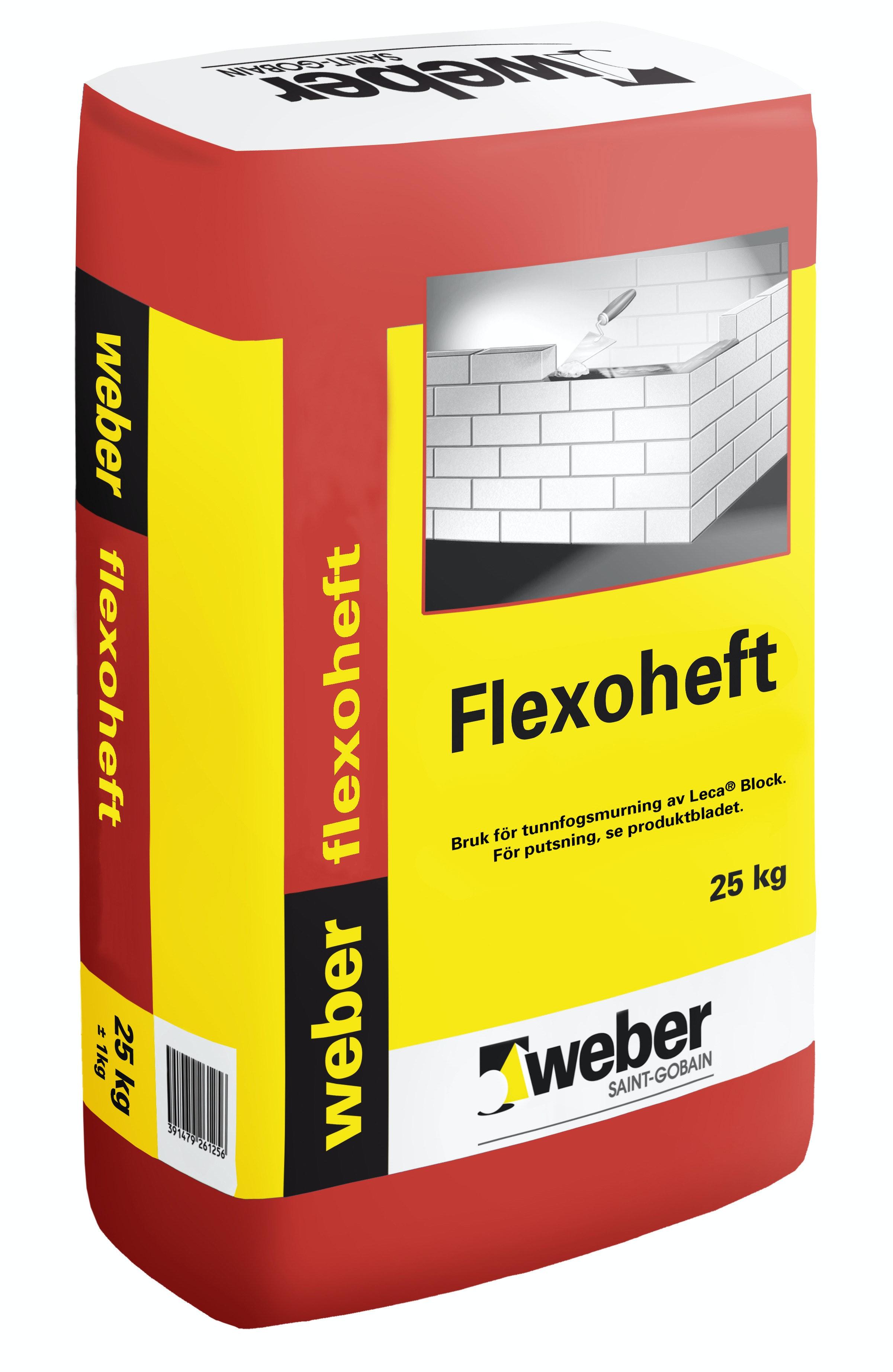 Blocklim Weber Saint-Gobain Flexoheft