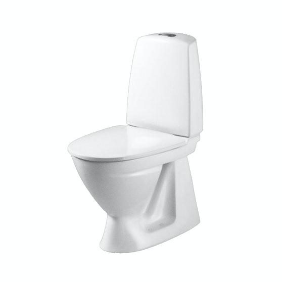 Ifö WC stol, Sign, vit