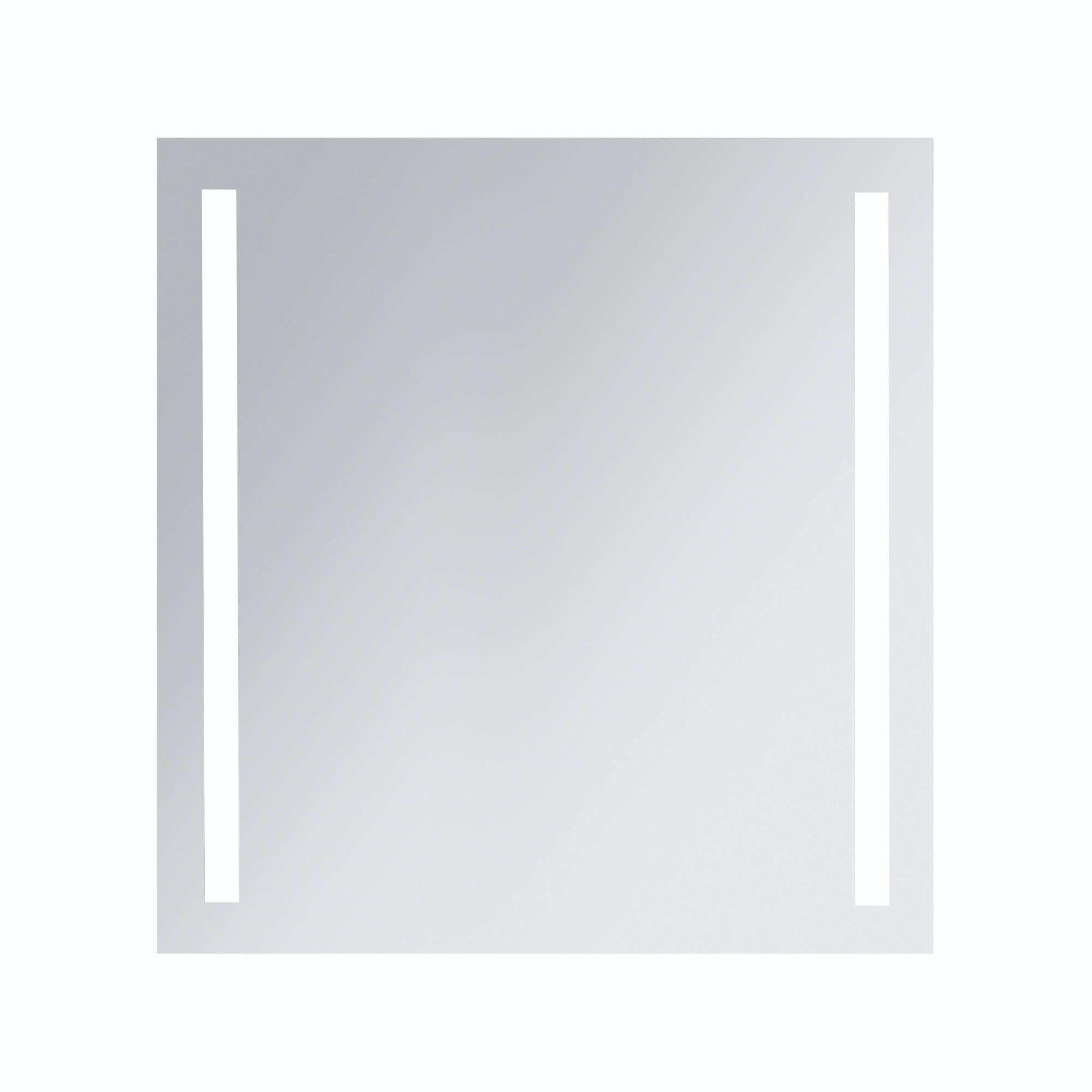 Spegel Ifö Option 47181 Osb 50 Med Belysning