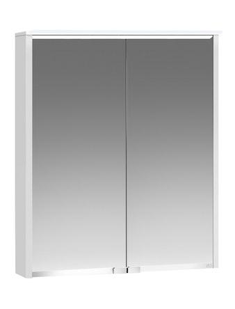 Spegelskåp Ifö Option Vit Led Bas 50 674X500X140 mm