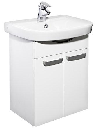 Tvättställsskåp Gustavsberg Nordic 2856 475x305x605mm Vit