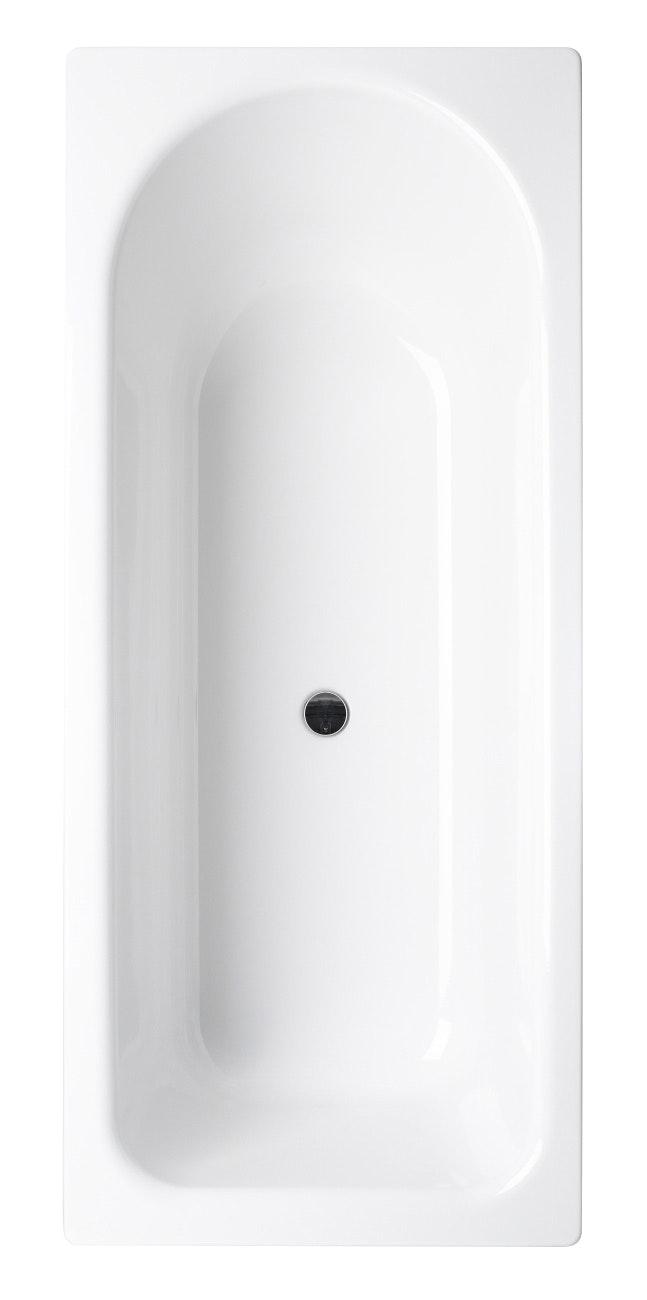 Kombibadkar Gustavsberg Vit 380X1600X700mm