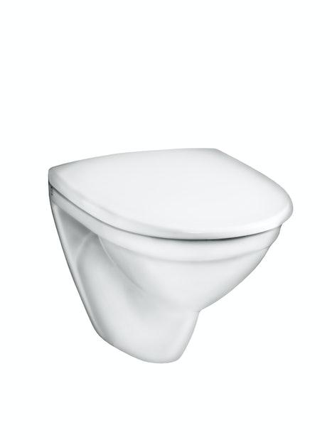 WC-ISTUIN GUSTAVSBERG NAUTIC 5530 SEINÄ ILMAN KANTTA GB115530001000