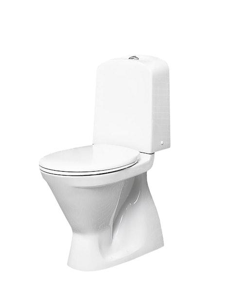 WC-ISTUIN GUSTAVSBERG NORDIC 3 DUO EI KANTTA