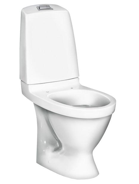 WC-ISTUIN GUSTAVSBERG NAUTIC 5510 EI KANTTA GB115510201205