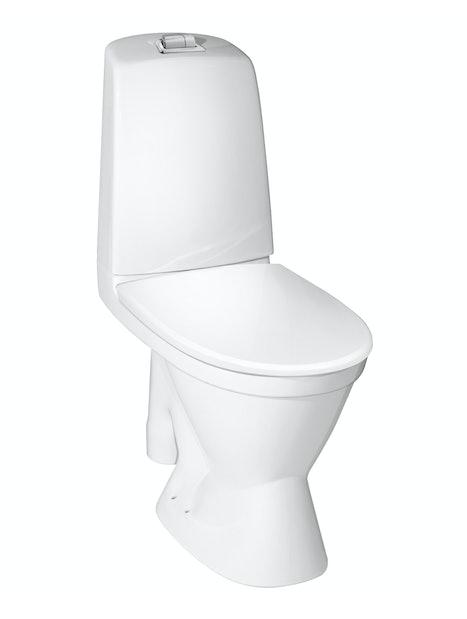 WC-ISTUIN GUSTAVSBERG NAUTIC 1591HF 2-TOIMINEN ILMAN KANTTA GB111591201205