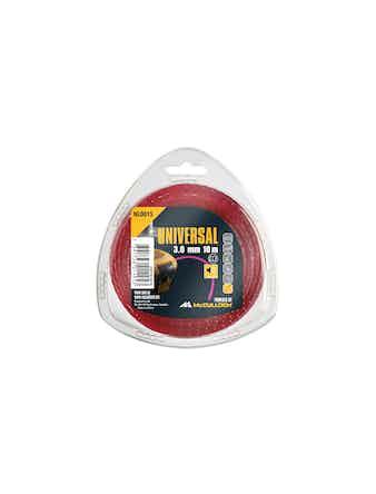 Trimmertråd Universal Whisper 3,0mmX10m