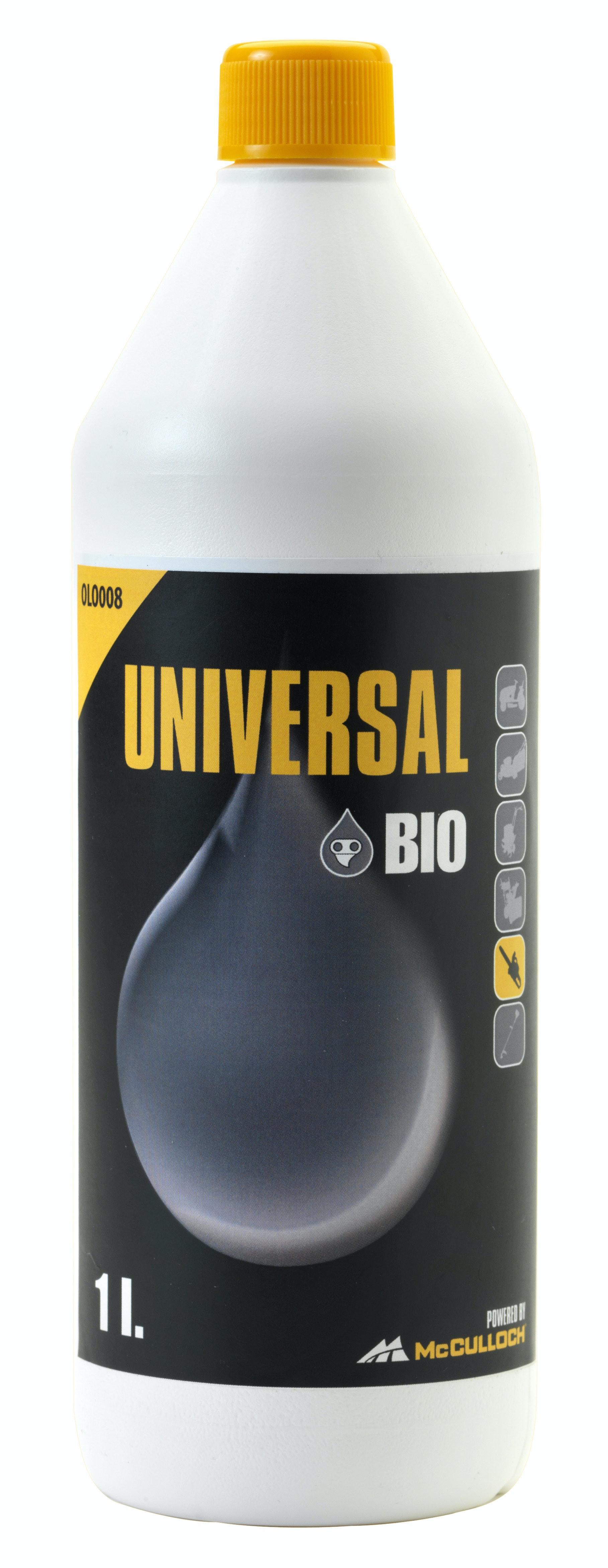 Sågkedjeolja Universal Bio 1L