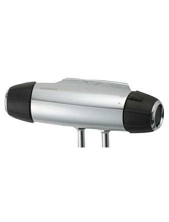 Duschblandare Fmm 9000 Krom Svart 40CC Inl/Utl Ned