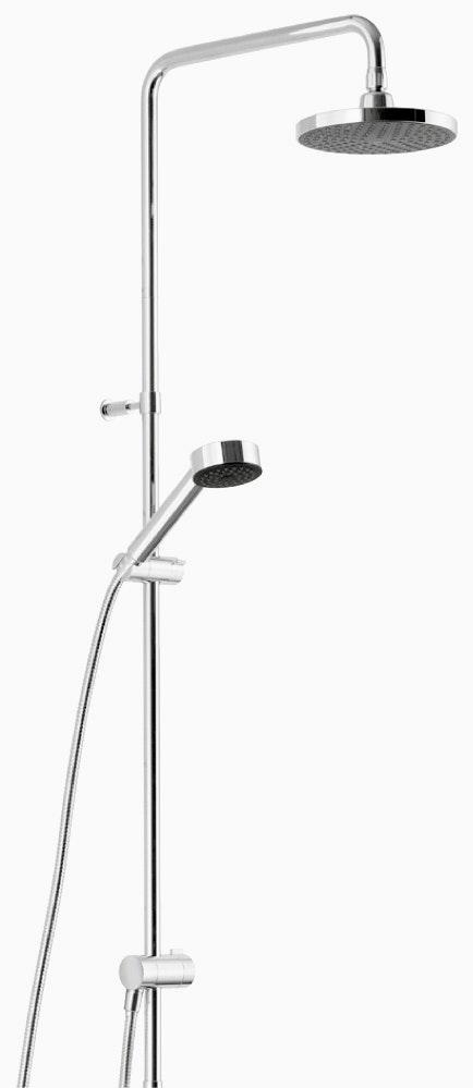 Takdusch Mora MMIX Shower system S5 Svart / Krom