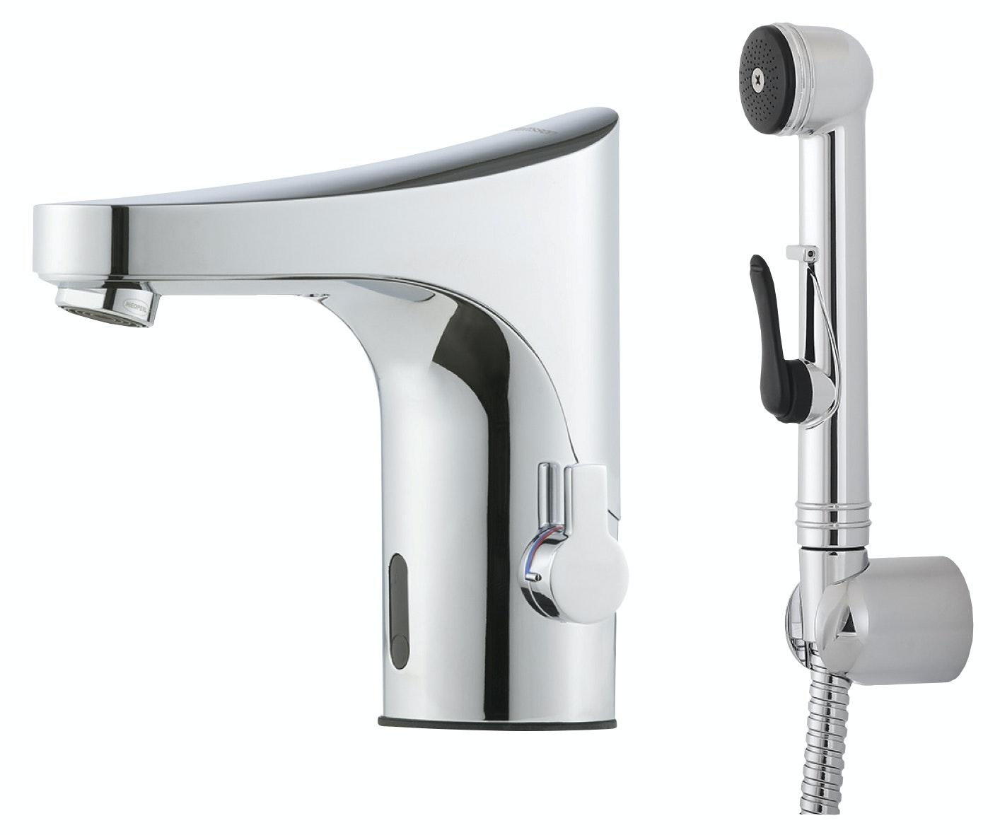 Tvättställsblandare Fmm 9000E Beröringsfri 1647-0000