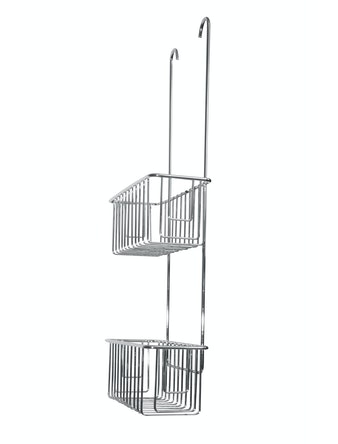 Korg dusch Demerx Dubbel passar 150-160 mm c/c blandarfäste