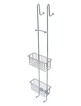 Hylla dusch Demerx Kabina lång rostfristål