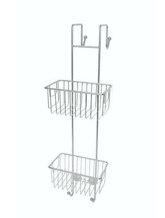 Hylla dusch Demerx Kabina för glasbetong 9,5 cm krom