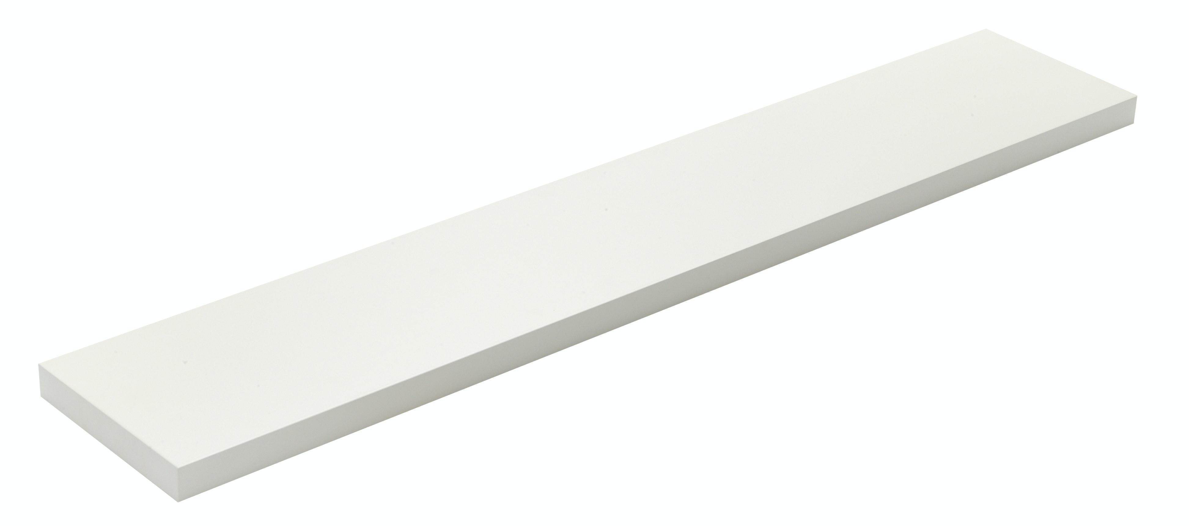 Fönsterbänk Lundbergs Nova Vilackad MDF 1600X180X28mm