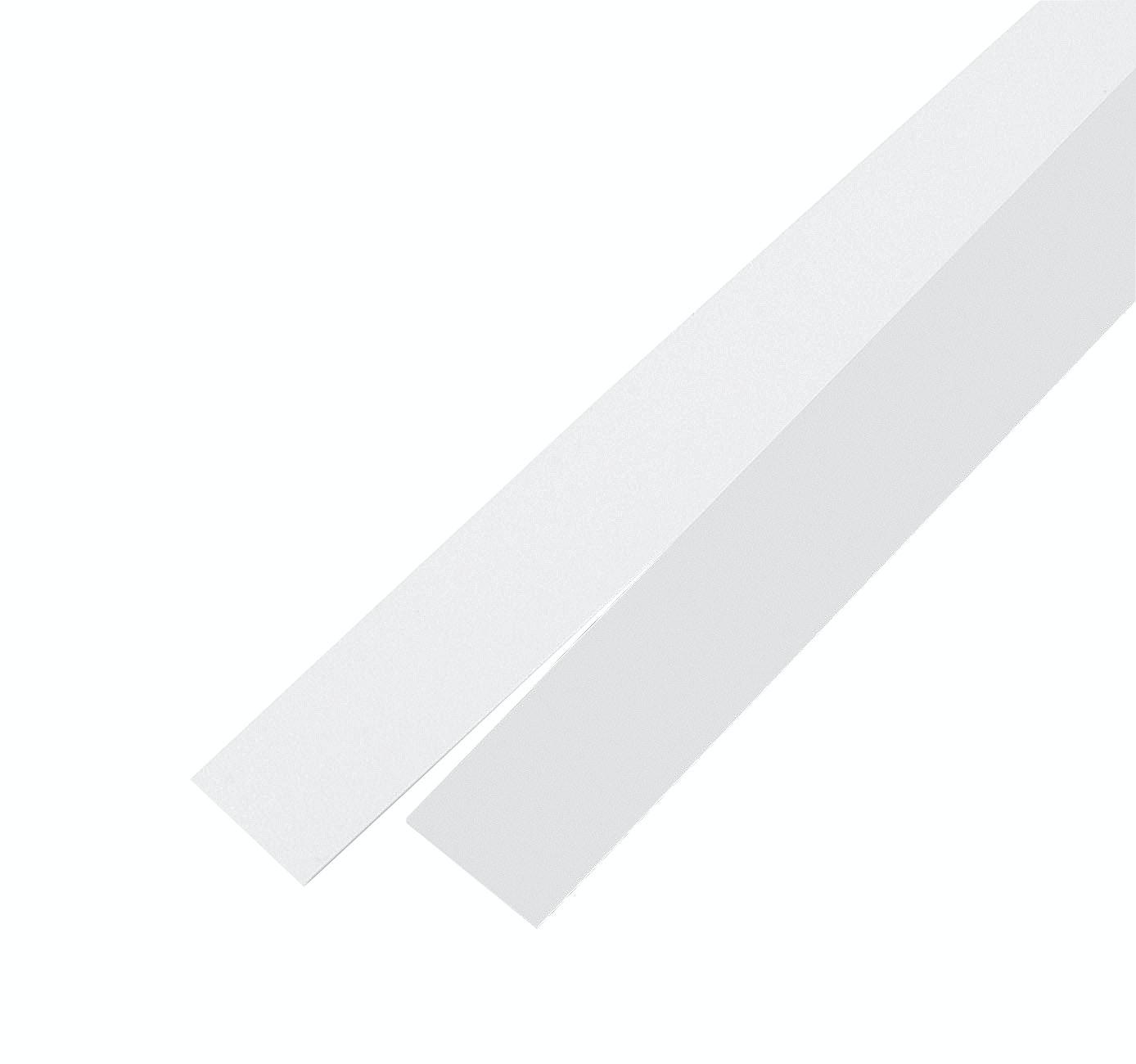 Kantlist Lundbergs Vit 19mmX5m