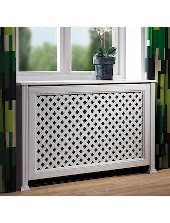 Elementskydd Lundbergs Klara Vit Mdf 1060X700mm