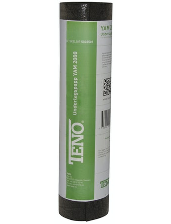 Underlagspapp Teno Yam2000 0,7x10m